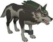 BotW Wolf Link Model.png