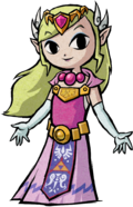 File:TWW Princess Zelda Artwork.png