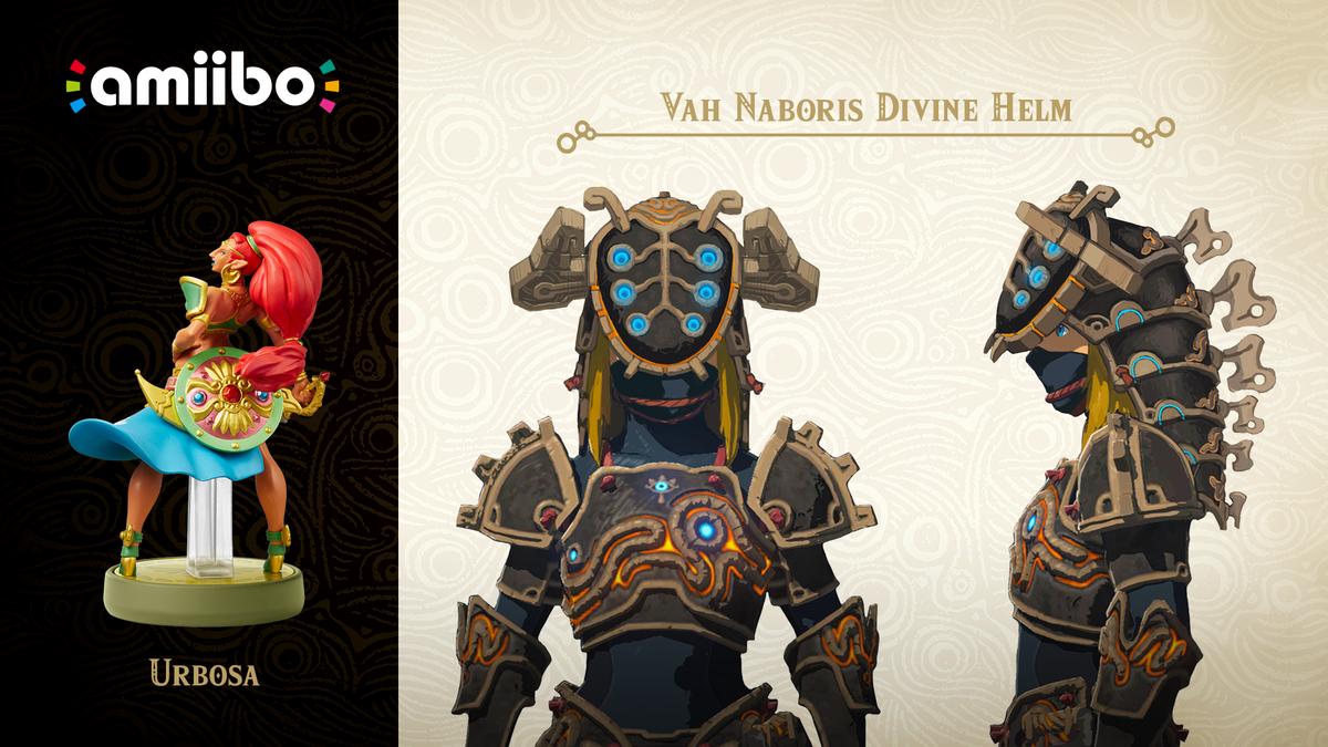Vah Naboris Divine Helm - Zelda Wiki