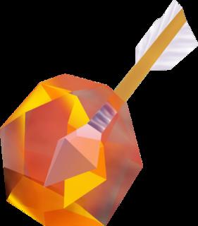 OoT Fire Arrow Model.png