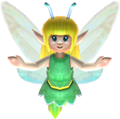 ALBW Great Fairy Model.png