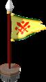 TWW Hero's Flag Render.png