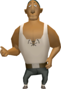 TWW Loot the Sailor Figurine Model.png
