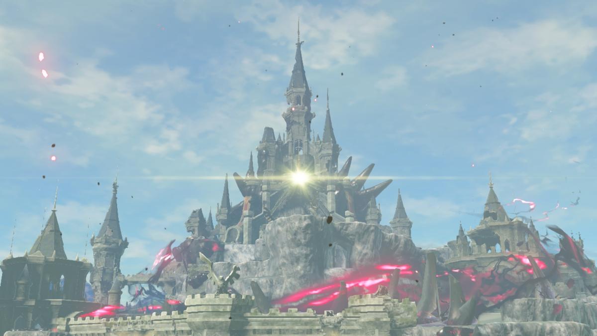 Hyrule Castle (Breath of the Wild) - Zelda Wiki