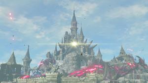 BotW Hyrule Castle Close Up.png