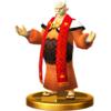 SSBfWU Gaepora Trophy Model.png
