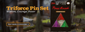 The Legend of Zelda Triforce Pin Set Banner.png