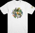 Zelda Symphony Link Tri Force Shirt.png