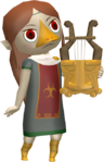 TWW Medli Figurine Model.png