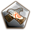 HW Silver Digging Mitts Badge Icon.png