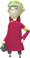 TWW The Potion Master, Doc Bandam Figurine Model.png