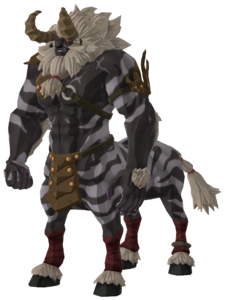 BotW White-Maned Lynel Model.png