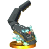 SSB3DS Demon Train Trophy Model.png