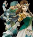 SSBB Zelda Sheik Alternative Costume 4.png