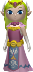 TWW Princess Zelda Figurine Model.png