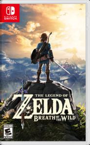 The Legend Of Zelda Breath Of The Wild Zelda Wiki