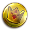 HW Gold Goron's Bracelet Badge Icon.png