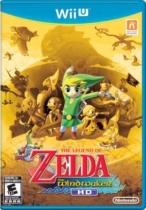 76954c4c7e1 The Legend of Zelda  The Wind Waker HD - Zelda Wiki