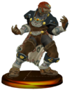 SSBM Ganondorf (Smash) Trophy Model.png