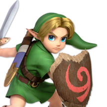 SSBU Young Link Icon.png