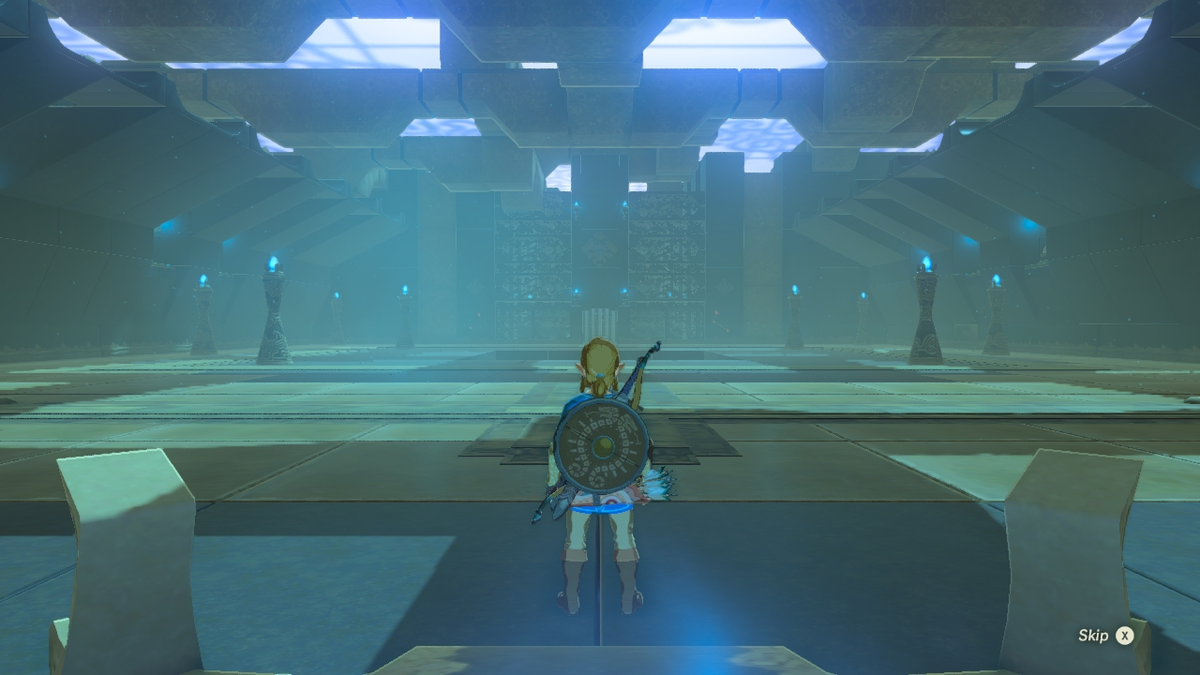 Ta'loh Naeg Shrine - Zelda Wiki