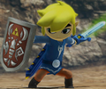 HWDE Toon Link Standard Outfit (Great Sea) Model.png