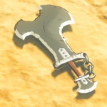 BotW Hyrule Compendium Mighty Lynel Sword.png