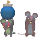 TWW Rat Figurine Model.png