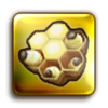 HW Gold Hornet Larvae Badge Icon.png