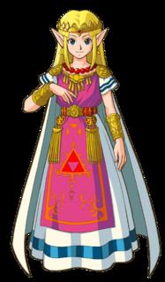 Link To The Past Remake - Princess Zelda.png