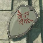 BotW Hyrule Compendium Knight's Shield.png