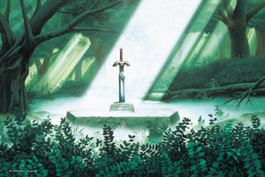 ALttP Sacred Grove Artwork.png