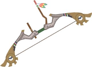 BotW Falcon Bow Model.png