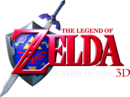 Ocarina of Time 3D Logo.png