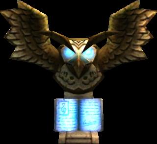 MM3D Owl Statue Model.png