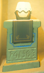 BotW Gerudo Throne Room Lamp Front.png