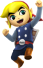 HWL Toon Link PH&ST Standard Outfit Artwork.png