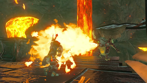 BotW Fire-Breath Lizalfos.png