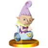 SSB3DS Anjean Trophy Model.png