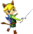 Toon Link - MHX Palico Costume.png