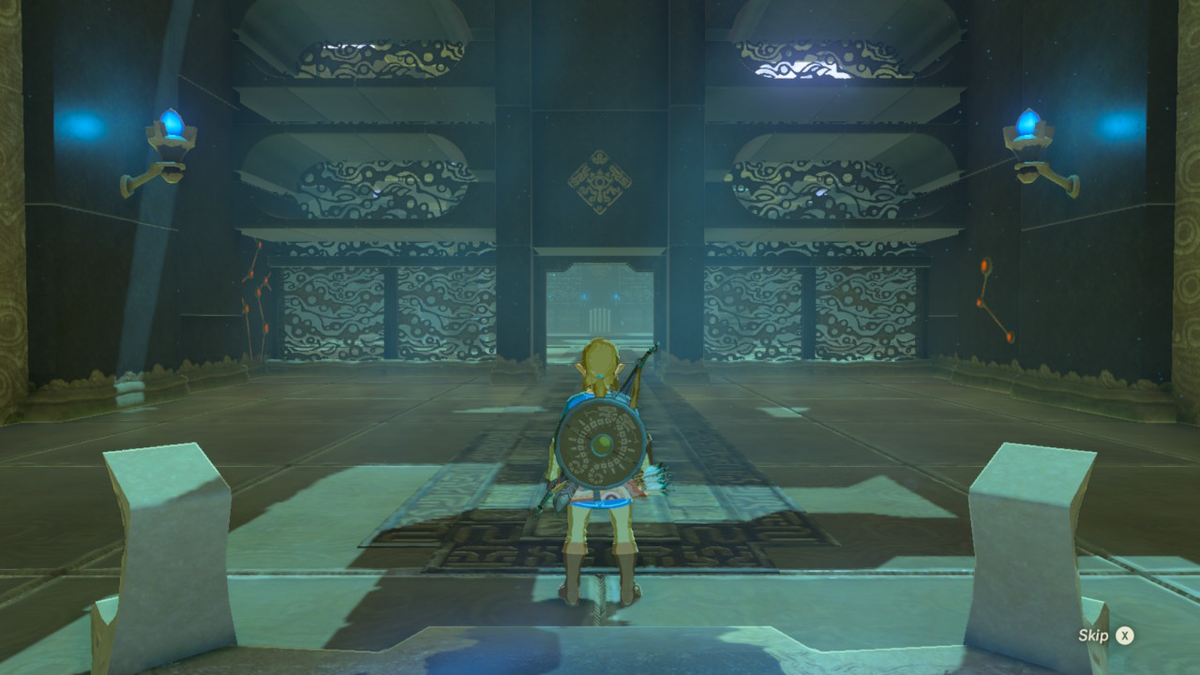 Dah Hesho Shrine - Zelda Wiki