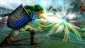 HW Hylian Sword Focus Spirit Attack 2.png