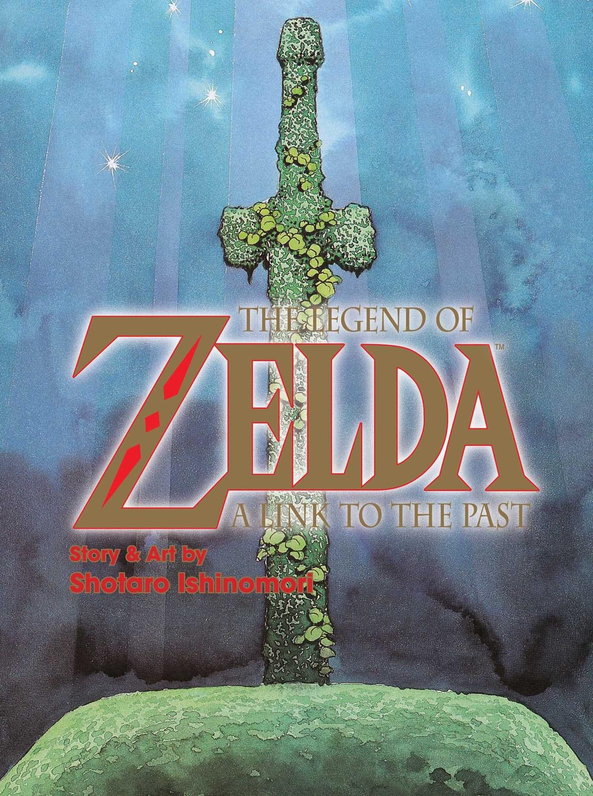 The Legend Of Zelda A Link To The Past Ishinomori Zelda