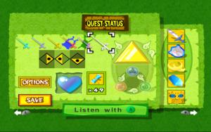 100% Completion - Zelda Wiki