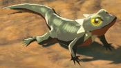 BotW Fireproof Lizard Model.png