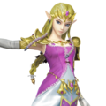 SSB4 Zelda Alternative Costume 6.png