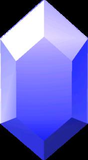 ALBW Blue Rupee Model.png