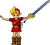 HWL Young Link Koholint Map Standard Outfit Model.png