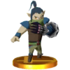 SSB3DS Byrne Trophy Model.png