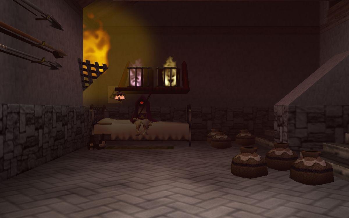 Ghost Shop - Zelda Wiki